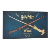 哈利波特 魔杖收藏宝典 Harry Potter The Wand Collection 英文原版 英文版进口原版英语书