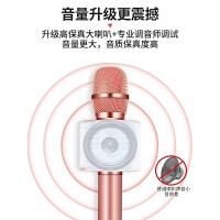新款全名k歌手机无线蓝牙话筒K歌宝家用K歌神器自带音响