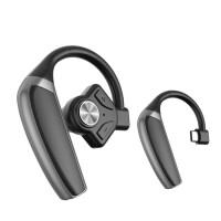 可换电池蓝牙耳机无线头戴挂耳塞式运动跑步开车载超长待机苹果小米oppo男女单耳手机通用型可接听电话 标配