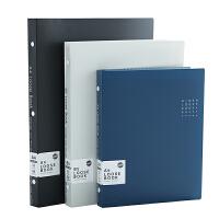 包邮巨门文具 创意A5 B5 A4款活页本笔记 活页本子 笔记本 活页夹