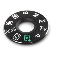 佳能单反5D3 5DIII 相机轮盘配件 机顶旋转盘 模式贴片按钮顶盖 其他