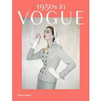 正版 1950s in Vogue: The Jessica Daves Years, 1952-1962 20世纪50