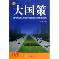 【正版二手书9成新左右】通向大国之路的中国社会保障发展战略 吴鸣 华文出版社