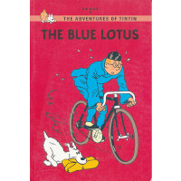 Tintin Young Readers Edition #3: The Blue Lotus 丁丁历险记・蓝莲花(特别版)ISBN 9780316133821