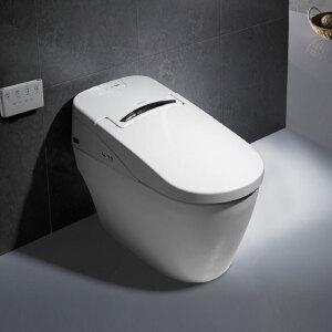 【每满100减50元】九牧(JOMOO)一体式智能坐便器全自动遥控智能马桶抽水马桶D60K0S