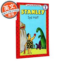 Stanley (I Can Read Level 1) 恐龙史丹利【英文原版童书 汪培�E推荐第一阶段、名人推荐、进阶