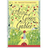 【现货】英文原版 绿山墙的安妮 Anne of Green Gables ( Puffin Classics ) 新版