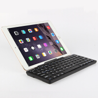 苹果iPad 4蓝牙键盘iPad 3键盘保护套iPad 2平板电脑迷你键盘 冷酷黑