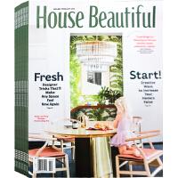 美国 HOUSE BEAUTIFUL 杂志 订阅2021年 E120室内 家居装饰设计杂志