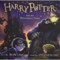 现货 哈利波特与魔法石 有声读物 7CD 英文原版 进口音频 Harry Potter and the Philosop