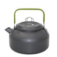 户外烧水壶野营野餐0.8L 露营装备便携泡茶壶玲珑壶咖啡壶