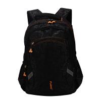 FLOMO 富乐梦 CL-303B黑色 中小学生中高年级书包减负护脊休闲双肩包 当当自营