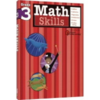 Harcourt Family Learning - Math Skills Grade 3 哈考特家庭辅导数学专项练习