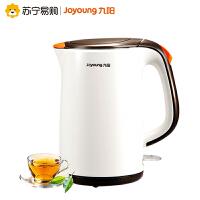 【苏宁易购】Joyoung/九阳 K17-F66电热水壶保温烧水壶家用304不锈钢自动断电