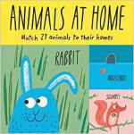【预订】Animals at Home 9781786270276
