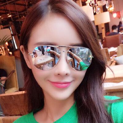 墨镜女潮时尚眼镜 偏光太阳镜女士圆脸复古眼镜 支持礼品卡支付 品质保证 售后无忧 支持货到付款