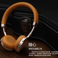 头戴式主动降噪蓝牙耳机无线男生游戏女手机通用型音乐安卓高音质带麦有线耳无痛不入耳