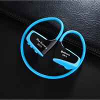 运动蓝牙耳机跑步无线入双耳挂耳后脑头戴式插卡MP3手机通用苹果vivo华为小米魅族一加金立