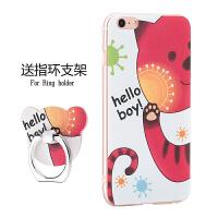 20190706173529157苹果5s手机壳iphone5s套女款硅胶防摔可爱卡通萌se全包5软个性i