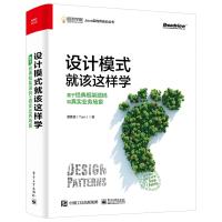 现货正版 设计模式就该这样学基于经典框架源码和真实业务场景 让设计模式真正落地 软件架构设计GoF设计模式应用框架设计实