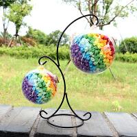 星星瓶许愿瓶 幸运星瓶星星纸DIY夜光瓶圆球创意实用玻璃瓶送女友520情人节