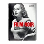 包邮现货 TASCHEN原版 Film Noir 黑色电影 黑暗幽静优雅的银幕世界 黑色巧妙视觉构图 50部经典黑色电