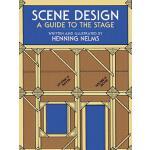【预订】Scene Design A Guide to the Stage