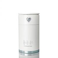 nanum上市心动加湿器usb插电静音迷你加湿器可充电电池小加湿器 直径75*高140mm