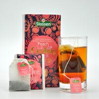 司迪生 香桃风味红茶1.5g*25茶包/盒 斯里兰卡锡兰红茶袋泡茶