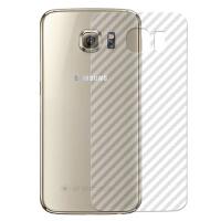 三星手机后膜 三星S7 S7edge S6 S6edge S6edge+ S5 S4 W2015 W2016 碳纤维后