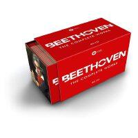 现货 [中图音像][进口CD]贝多芬诞辰250周年纪念作品全集套装 80CD Beethoven: The Compl