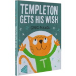 英文原版绘本 Templeton Gets His Wish 许愿要小心 Greg Pizzoli 葛瑞格・皮佐利