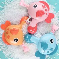 【手动一键出泡 抖音爆款】婴幼儿童泡泡机 萌萌鱼泡泡枪小仙女海豚泡泡