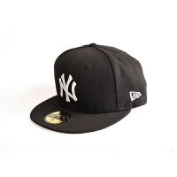 NEW ERA 9FIFITY 鸭舌帽男款经典鸭舌帽棒球帽舞台帽黑色包邮0047499