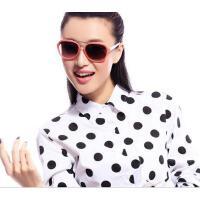 明星款大框眼镜 时尚潮欧美复古墨镜 女士太阳镜防紫外线镜