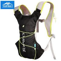 Topsky 户外运动皮肤包徒步登山包男女轻便双肩越野跑背包