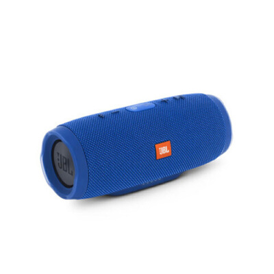 JBL CHARGE3冲击波无线蓝牙音箱低音炮便携迷你音响蓝色