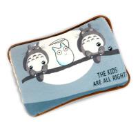 充电热水袋已注水暖水袋暖宫暖手宝暖宝宝电暖宝热宝卡通毛绒