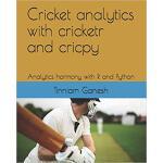 【预订】Cricket analytics with cricketr and cricpy: Analytics h