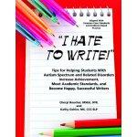 【预订】I Hate to Write 9781937473112