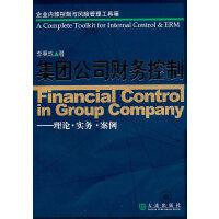 集团公司财务控制――理论・实务・案例