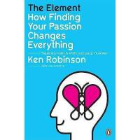 The Element: How Finding Your Passion Changes Everything 英文原