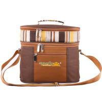 野餐包 双人 野炊炉具 野餐用品 套装 户外餐具包