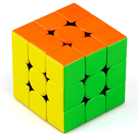 【GAN 356R彩色】专业比赛专用三阶魔方儿童益智玩具顺滑魔方