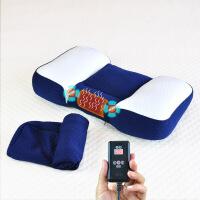 【】放心购 电动按摩枕热敷颈椎专用枕头中药枕枕劲椎枕头枕芯护颈枕