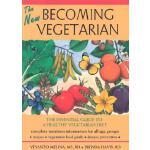 【预订】The New Becoming Vegetarian: The Essential Guide to a H