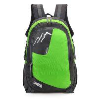2018新款户外运动休闲双肩包旅行包男士潮包女高中学生书包电脑背包