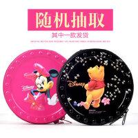 卡通汽车用品车载CD包米老鼠动画碟包碟片收纳包光碟包DVD碟包