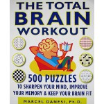 【预订】The Total Brain Workout: 450 Puzzles to Sharpen Your Mi