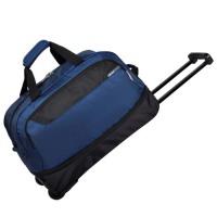 男女行李包拉杆袋旅行拉杆包袋手提短途旅行包 21寸